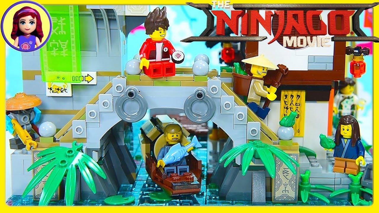 Elliev Toys Ninjago City