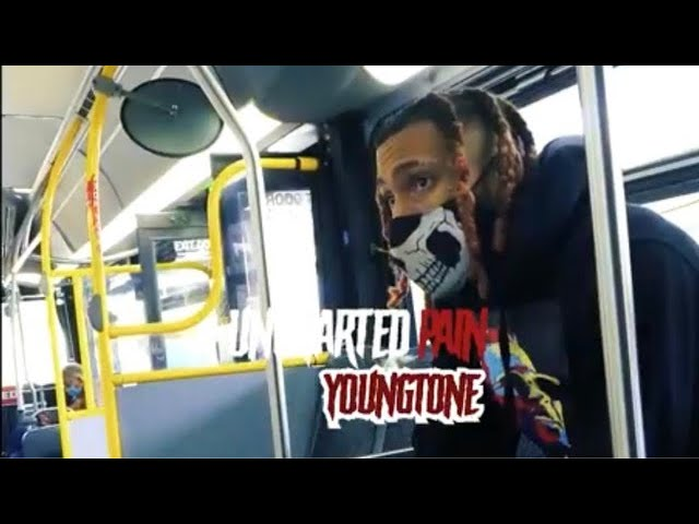 Young Tone - Uncharted Pain (official music video)