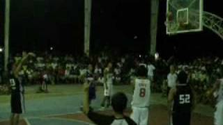Tanay, Rizal SK Inter-Brgy. Basketball League 2010 Kat-Bayani vs Wawa