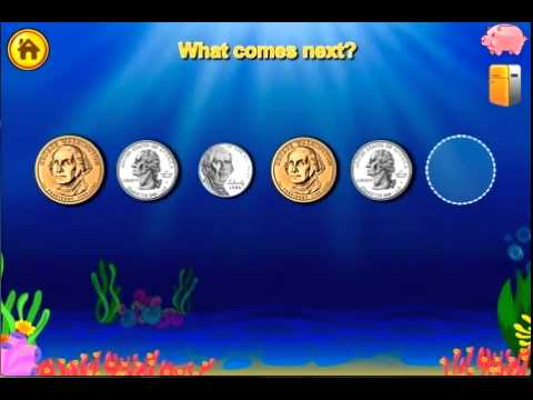 Worksheets Money Games For Preschool amazing coinusd educational money learning counting games for preschool kindergarten kids
