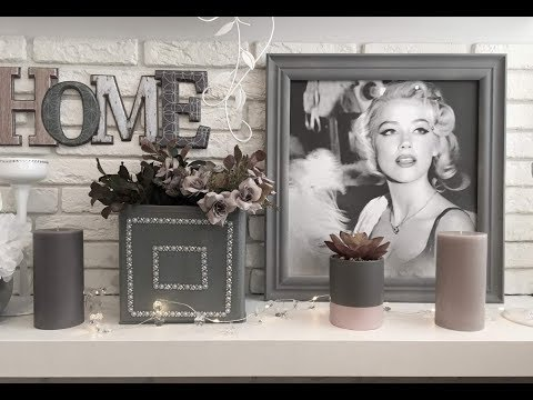 МК- Постер! Декор для дома! DIY home decor