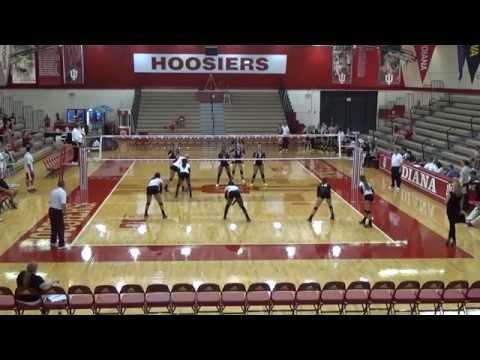 MSU vs SEMO volleyball 2014