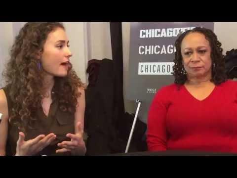 S Epatha Merkerson and Rachel DiPillo p CHICAGO MED