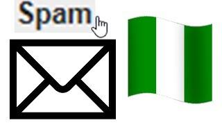 Das passiert, wenn man auf Spam aus Nigeria antwortet