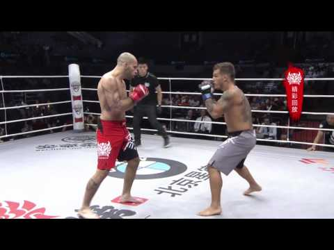 =Art of War 18=英雄榜18[9] 77kg Adam Townsend VS Junior Assuncao