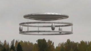 Si aún no crees en OVNIS Mira Esto!! Compilación UFO/OVNIS 2017 / Universo Paranormal