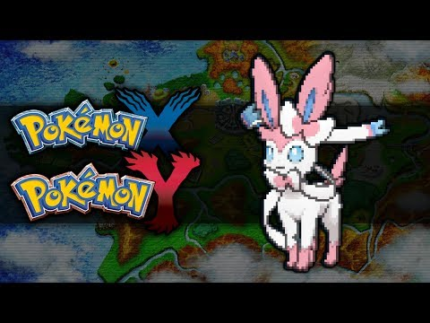 Pokemon X And Y | How To Get Sylveon