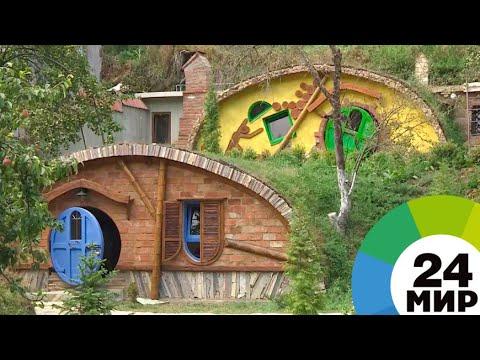 Жилище хоббитов и замки: стилизованные гостевые дома – визитная карточка Армении