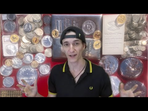 7 THINGS I LEARNED from 8 YEARS OF BUYING GOLD SILVER RHODIUM & PLATINUM Precious Metals Investing 💰
