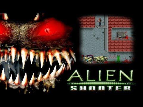 Alien Shooter на телефон! |Java| (Полное прохождение)