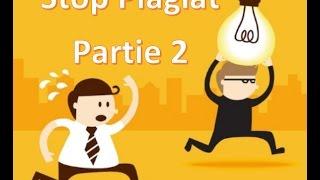 plagiat (partie 2): sites pour la détecter gratuitement |site pour l'éviter facilement