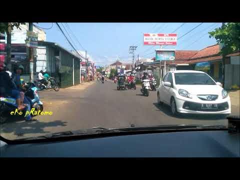 Jalur Buntu Banyumas Kroya Cilacap Jawa Tengah Rute Dan Jalur