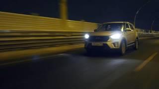 Hyundai Creta Первый день полного ЗСД