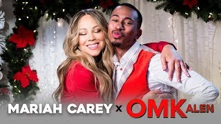Kalen Gets into the Holiday Spirit with Mariah Carey!