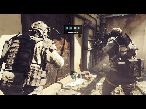 Awesome Infiltration Mission From Ghost Recon Future Soldier Game About Modern War