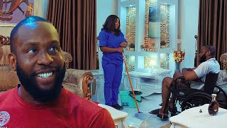 The House-Keeper Neve Knw D Rich Guy Only ACTED As Cripple Just 2Knw Who Wil Truly Love Him-Nigerian