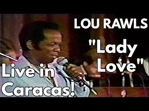 Lou Rawls-Lady Love