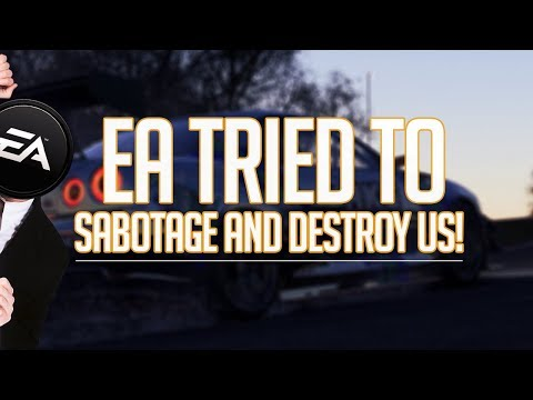 EA tried to SABOTAGE AND DESTROY Slightly Mad Studios | Interview with Iain Bell CEO  F%#K EA!