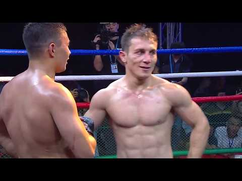 Asian Fight Muhammad Ali Toshturgunov