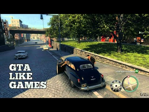 Top 10 Games Like GTA 2020 For Android/Ios Open World [Droid Nation]