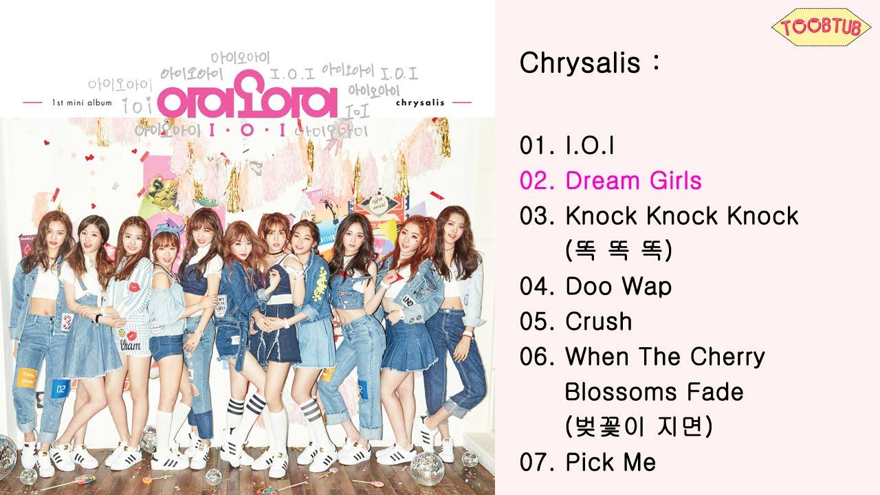 ioi chrysalis album cover