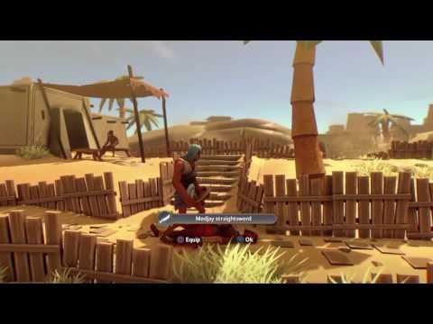 Pharaonic(PS4) - Gameplay