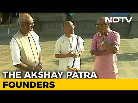 Walk The Talk With Founders Of Akshaya Patra