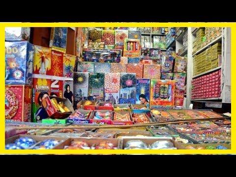 Bombay hc order falls on deaf ears as firecracker shops run in residential areas Breaking News Today
