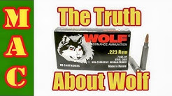 The Truth About Wolf Ammo