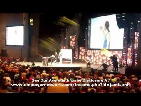 Empower env2 David Wood Launch speech viral mobile blogging app