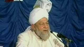 Ahmadiyya - Q/A Session 21/10/1995 10/11