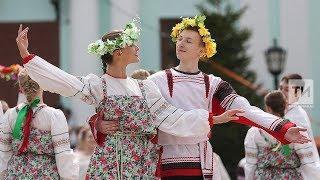 Пресс-конференция о республиканском фольклорном фестивале «Каравон»