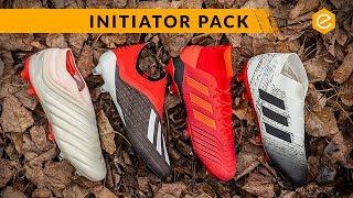 ¿NUEVA GENERACIÓN PREDATOR? · adidas Initiator pack