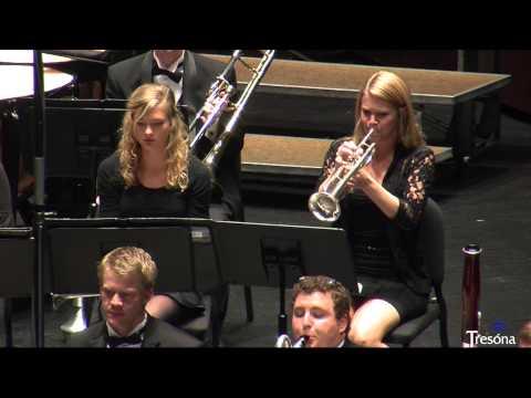 UNC Wind Ensemble - Masque by Kenneth Hesketh