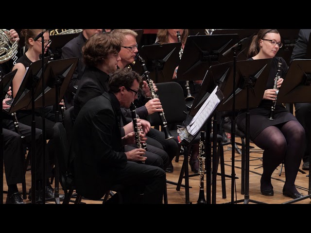 Asphalt Cocktail - John Mackey performed by Uppsala Blåsarsymfoniker