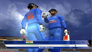 India Vs Pakistan - Champions Trophy Final match - Full Highlights - 2017 # EA cricket Gameplay