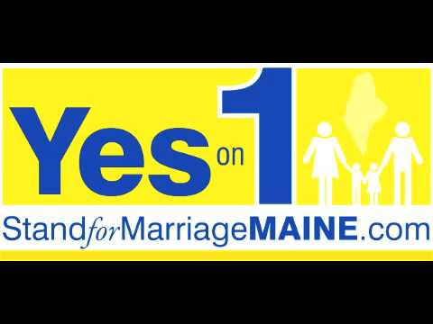 They Said - Radio Ad, Stand for Marriage Maine
