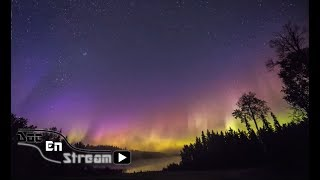 Documentaire ► Chasse aux étoiles #5 // Les aurores boréales〖FR〗720p