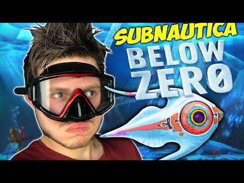 УШЕЛ ЖИТЬ ПОД ВОДУ \\ subnautica below zero #1 ?