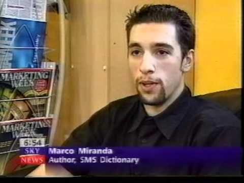 SMS DXNRE Sky News 2000