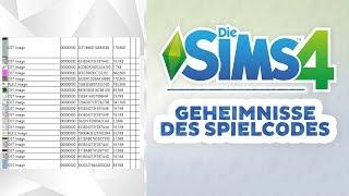 Geheimnisse des Sims 4-Spielcodes | Simfaktisch | sims-blog.de