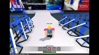 Roblox WWR Dolph Ziggler Entrance Video