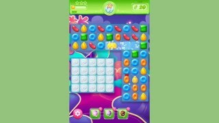 Candy Crush Jelly Level 166  no boosters
