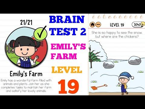 brain test 19