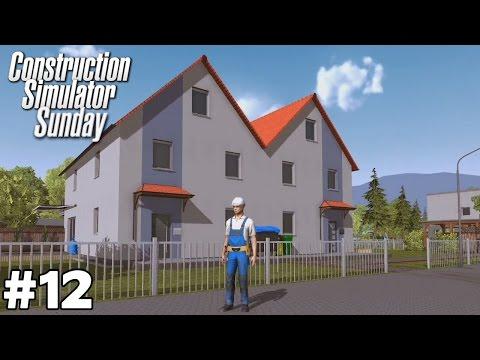 Duplex House [Part 2 of 2] - Construction Simulator Sunday [ep12]