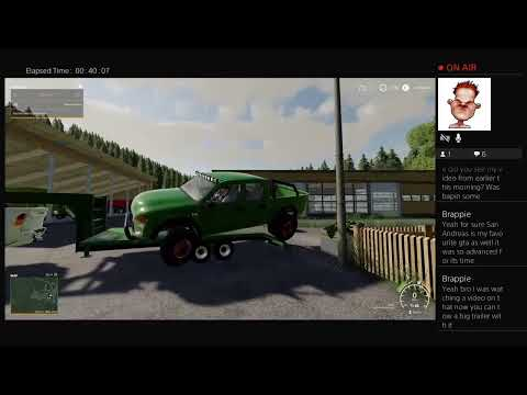 Fs19 forestry live