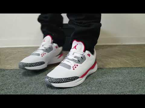 reputable site 1c3c9 a045e Jordan zoom tenacity 88 on feet review. In 4k. - YouTube