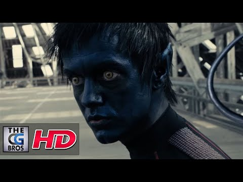 "CGI & VFX Shorts: ""Cable: Chronicles of Hope (X-Men Fan Film)""  - by K&K Productions"