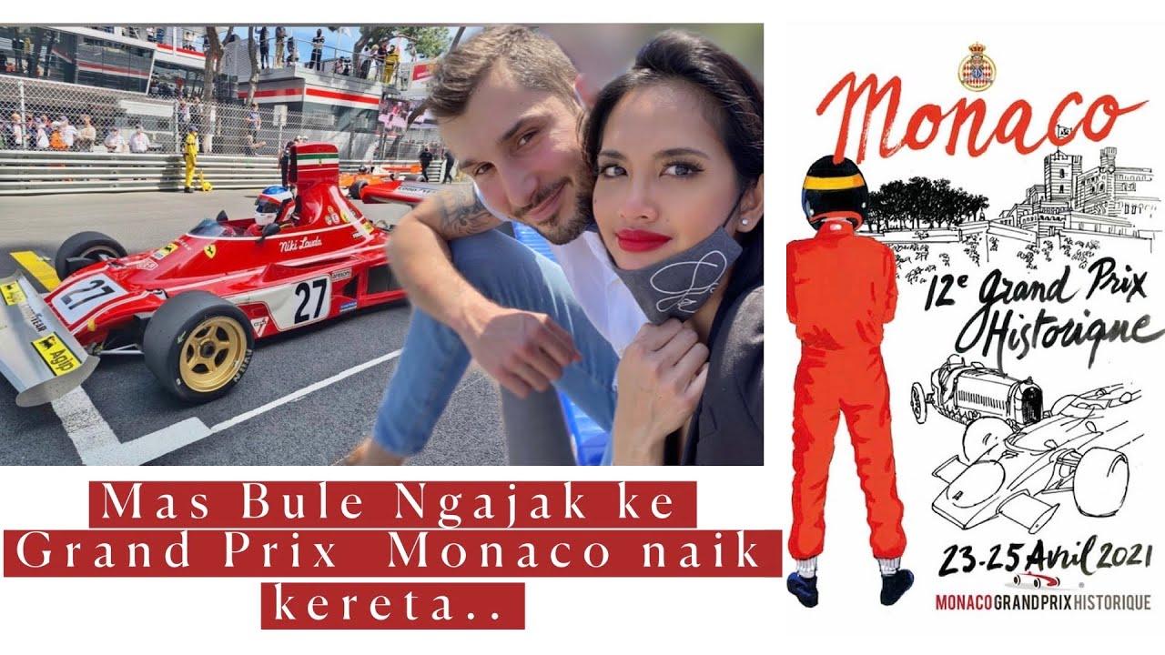 Senengnya Bisa Kentjan Berduaan Dengan Mas Bule Ke Grand Prix Monaco