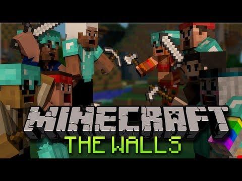 Minecraft: The Walls (feat. ChallengeAcceptedInc, PoetPlays, Sie, J3ZA & MrMEOLA)